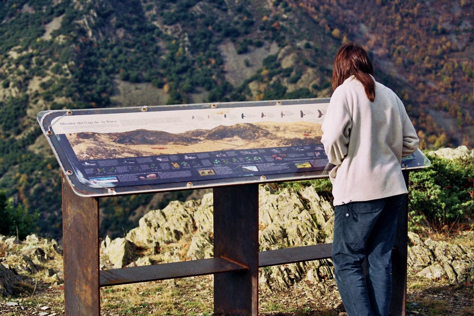 Resultat d'imatges de Mirador del Cap de la Roca